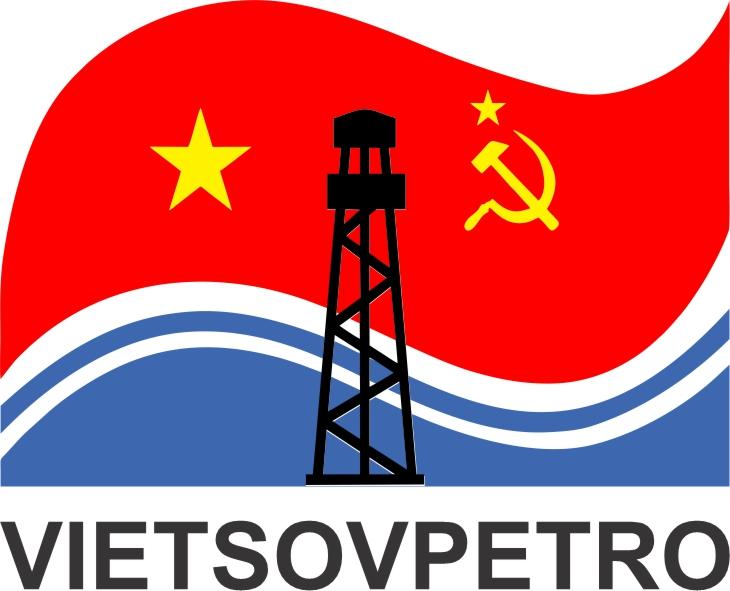 Logo Vietsovpetro xuanhieu.org vẽ lại
