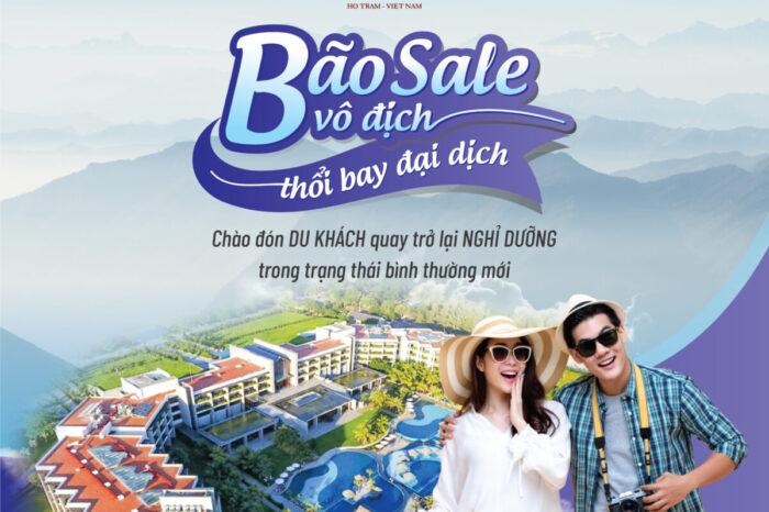 Vsp Resort Bao Sale Vo Dich Thoi Bay Dai Dich Giam Gia Phong Vietsovpetro Resort